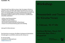 Workshop 4.2.2020