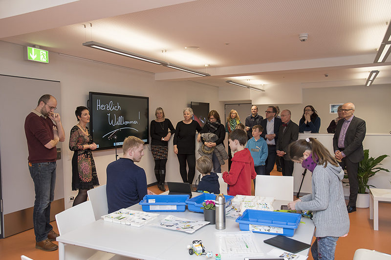 LearnLab im Medienzentrum