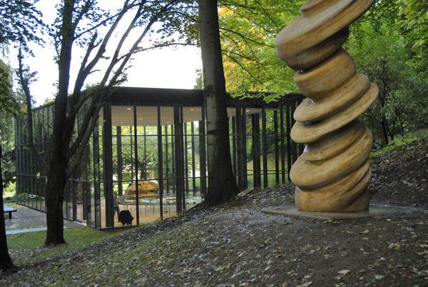 Tony Cragg Skulpturenpark