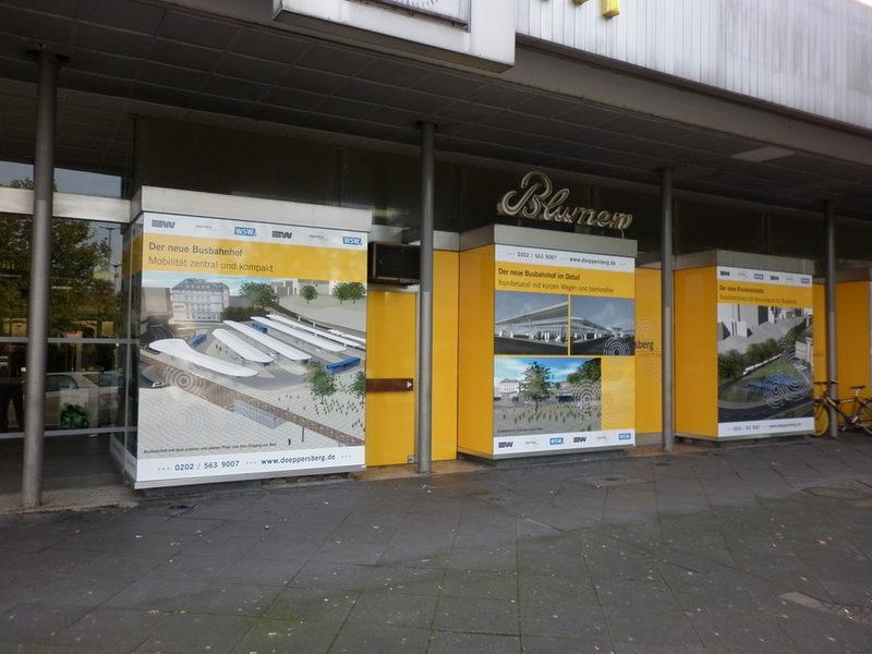 Döppersberg in Bildern | Umbau Döppersberg