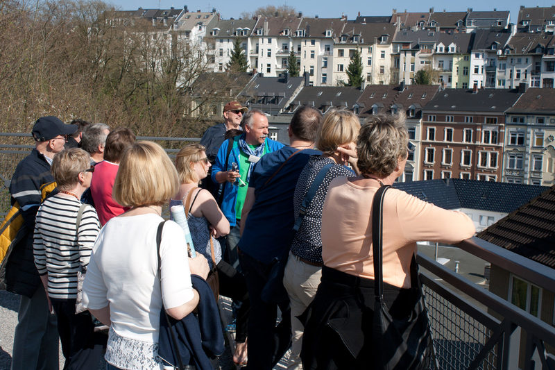 Sightseeing on foot: get to know Wuppertal with city guides