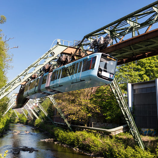 Suspension monorail: the next generation