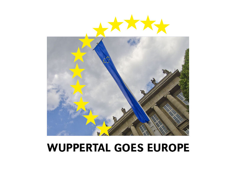 Bildmarke Wuppertal goes Europe