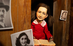 Schultheater Anne Frank