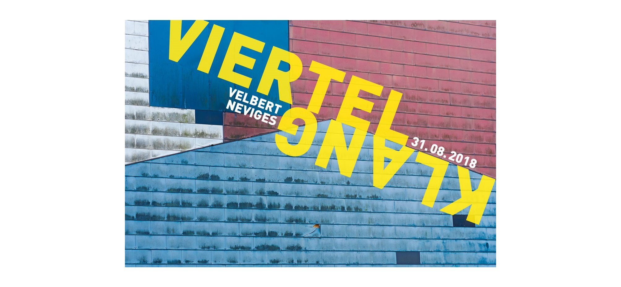 Viertelklang in Velbert-Neviges am 31.08.2018