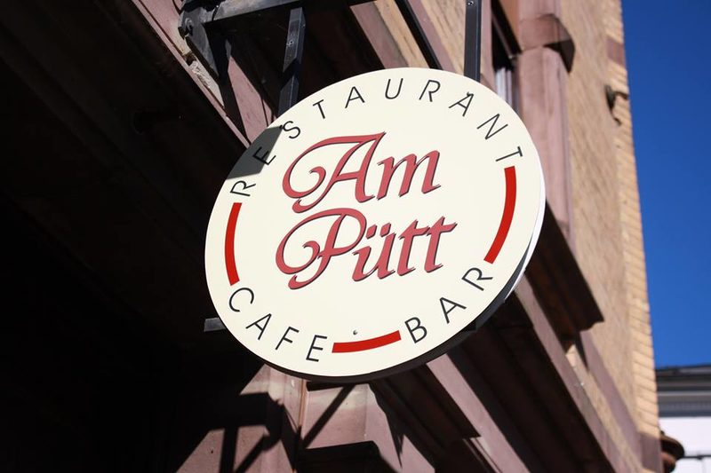 "Restaurant ""Am Pütt"""