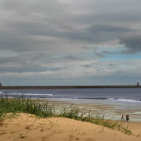 Strand von South Tyneside