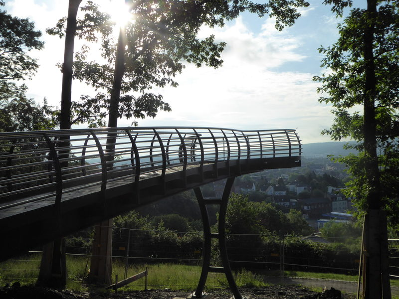Skywalk im Nordpark