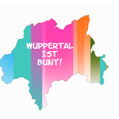 Wuppertal ist bunt!