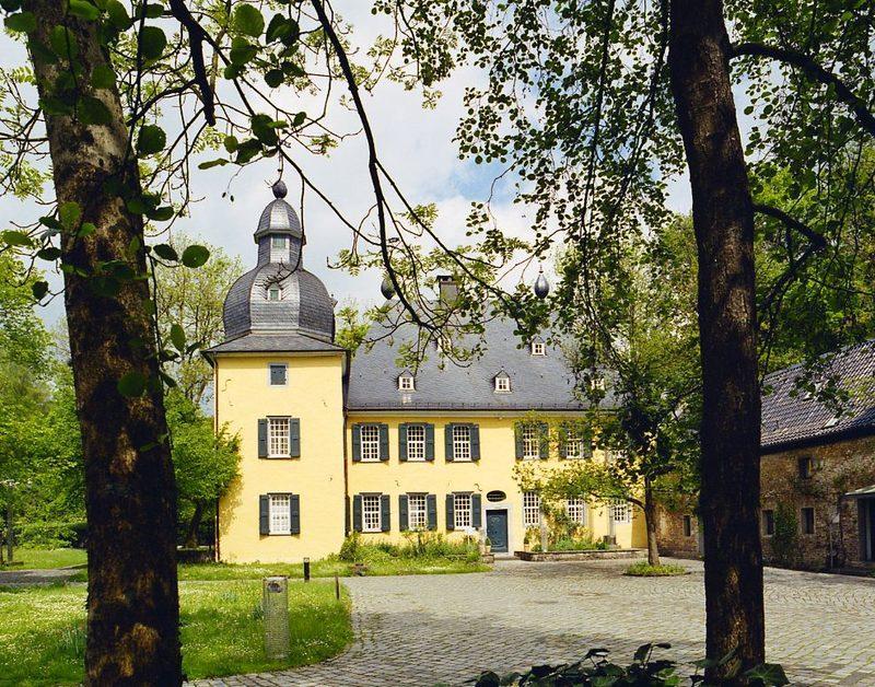 Trauort Schloss Luntenbeck Wuppertal