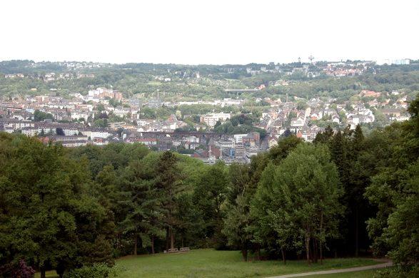 Landschaftsplan Wuppertal Mitte | Wuppertal