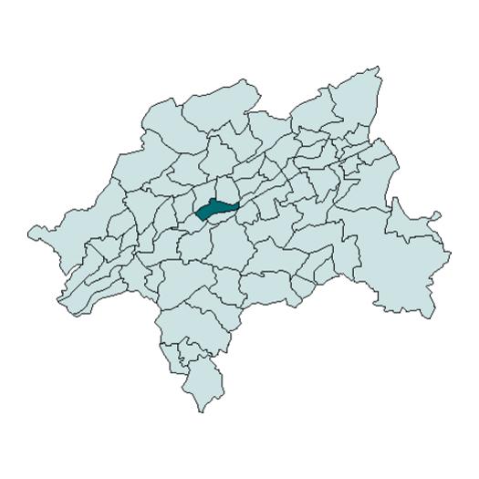 Wuppertal Karte Stadtteile.Daten Und Fakten Wuppertal